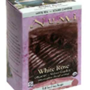 Velvet Garden White Rose from Numi Organic Tea