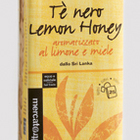 T Nero Lemon Honey from Altromercato