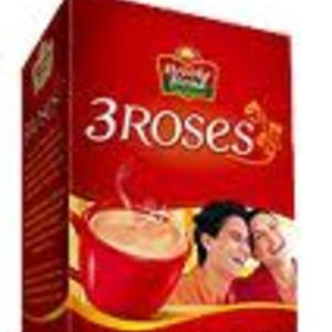 3Roses from Brooke Bond