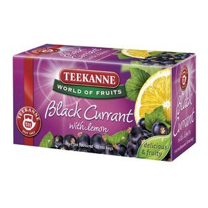 Black Currant with Lemon from Teekanne