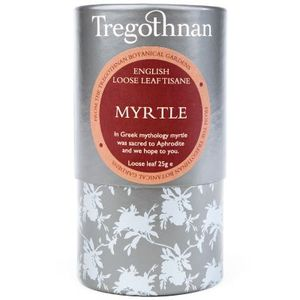tregothnan myrtle from 深蒸し茶