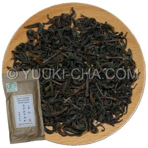 Organic Miyazaki Oolong-Black Tea Minami Sayaka from Yuuki-cha