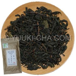 Organic Miyazaki Oolong-Black Tea Sakimidori from Yuuki-cha