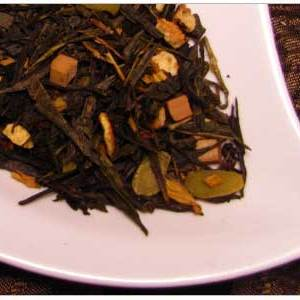 Vienna Green from Caraway Tea Company