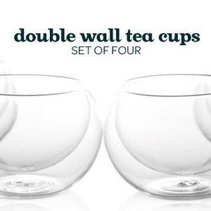 Double Wall Tea Cup — DAVIDsTEA from Teaware