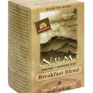 Morning Rise Breakfast Blend from Numi Organic Tea