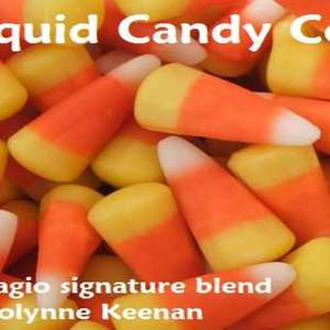 Liquid Candy Corn from Custom-Adagio Teas