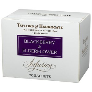 blackberry elderflower from Taylors of Harrogate