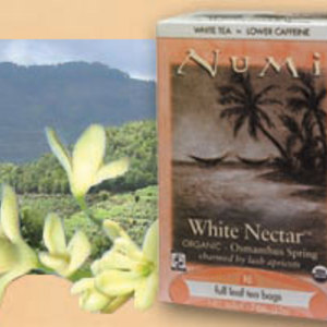 White Nectar Osmanthus Spring from Numi Organic Tea