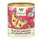 Blackcurrant & Elderflower Instant Tea from Whittard of Chelsea