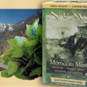Simply Mint - Moroccan Herbal from Numi Organic Tea