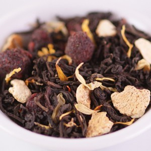 Raspberry Earl Grey from Ovation Teas
