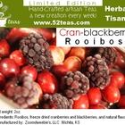 Cran-Blackberry Rooibos from 52teas