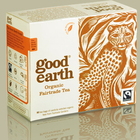 Organic Fairtrade Tea from Good Earth Teas