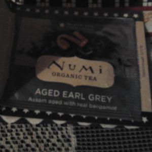 Aged Earl Grey from Numi Organic Tea