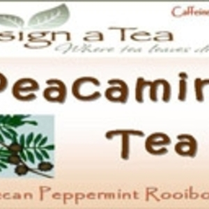 PeacaMint from Design a Tea