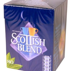 scottish blend from PG Tips