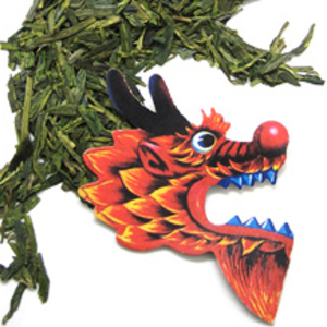 Dragon Power from Andrews &amp; Dunham Damn Fine Tea