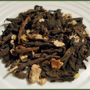 Pu-erh with Ginger from Zen Tara Tea