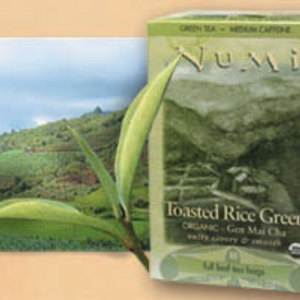 Gen Mai Cha Toasted Rice Green from Numi Organic Tea