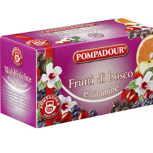 Frutti di Bosco e Vitamine / Soft Fruits & Vitamins from Pompadour