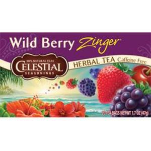 Wild Berry Zinger from Celestial Seasonings