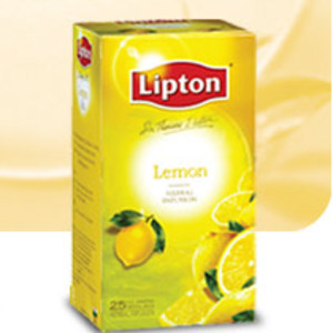 Lemon Herbal Infusion from Lipton