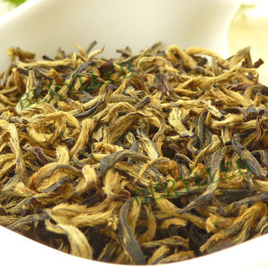Jin Jun Mei Golden Eyebrow from Berylleb King Tea