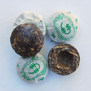 2010 Mengku Green Mini Tuocha from PuerhShop.com