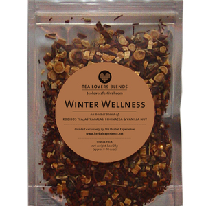 Winter Wellness from Tea Lovers Blends/Tea Lovers Festival