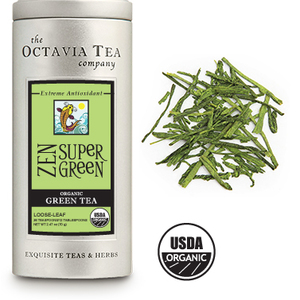 Zen Super Green from Octavia Tea