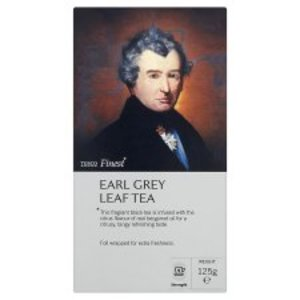 Earl Grey Leaf Tea from Tesco Finest