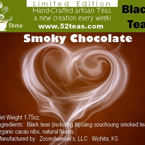 Smoky Chocolate from 52teas