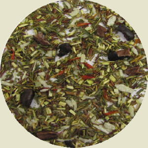 Coconut Macaroon Green Rooibos from Simpson &amp; Vail