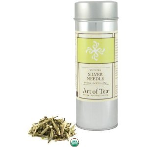 Organic Silver Needles from Art of Tea