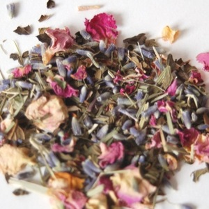 Lavender Rose Bouquet from Verdant Tea