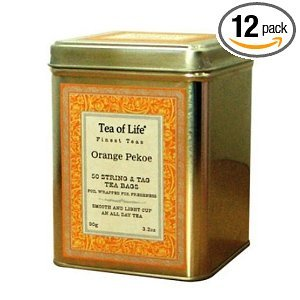 Orange Pekoe from Tea of Life