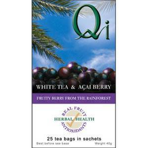 White Tea and Acai Berry from Herbal Health Qi