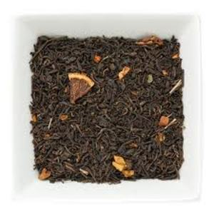 Raw Pu erh with dried orange peel from Yunnan Tea Company