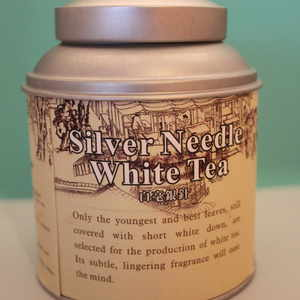 Silver Needle White Tea from Asiatica tea