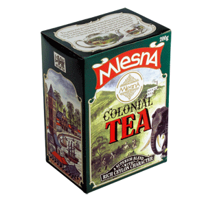 Mlesna Colonial Tea from Mlesna tēju veikals