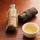 Fragrant Leaf Green Pu-Erh (raw green uncooked Pu-Erh) from Teance