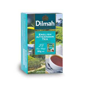 English Afternoon from Dilmah Tea