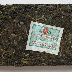 2006 Manzhuan Arbor Tree Pu-erh Tea Brick from PuerhShop.com