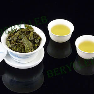 Organic Taiwan Jin Xuan Milk Dong Ding Oolong from Berylleb King Tea