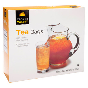 Clover Valley Tea Bags from Dollar General