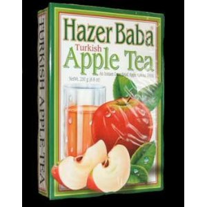 Turkish Apple Tea from Hazer Baba