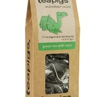 Marakesh Mint (AKA Green Tea with Mint) from Teapigs