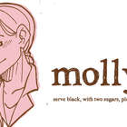 Molly Hooper (Blend) from Custom-Adagio Teas