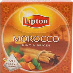 Morocco Mint and Spices from Lipton